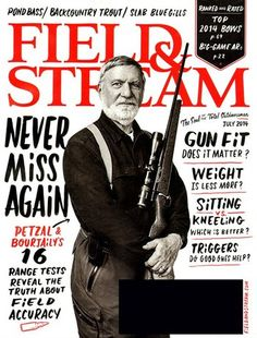 MAGAZINE $$ One Year Subscription to Field and Stream Magazine Only $4.50 – TODAY Only (7/23)!
