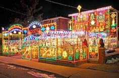View the The Most Insane Christmas Decorations And Light Displays Of All Time photo gallery on Yahoo News. Find more news related pictures in our photo galleries.