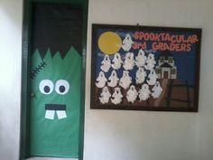 October bulletin board idea