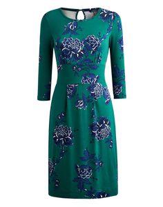 VICKY Womens Slim Fit Dress