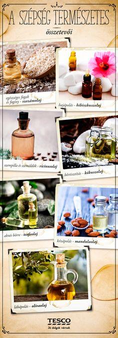 Frissítsd fel a tested ezekkel a csodálatos olajokkal! :) #mandula #kokusz #ricinus #oliva #tesco #tescomagyarorszag #szepseg #fitness #wellness Homemade Beauty Recipes, Glow Up Tips, Natural Cosmetics, Whiskey Bottle, Yup, Clean Eating, Food And Drink, Health Fitness, Relax