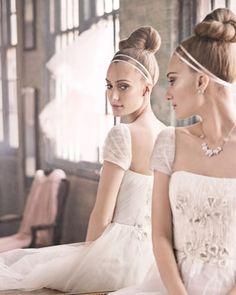 Wedding Goals, Dream Wedding, Ballet Inspired Fashion, Ballet Wedding, Martha Stewart Weddings, Wedding Reception Decorations, Here Comes The Bride, Bridal Style, One Shoulder Wedding Dress