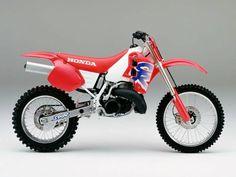 1993- Honda CR500R