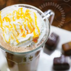 #Silkology Salted Caramel Mocha w/chocolate soy or almondmilk, espresso, salt, caramel syrup (optional: vanilla vodka)