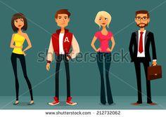 Cartoon Man Vecteurs de stock et clip-Art vectoriel | Shutterstock