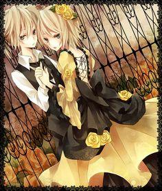 Len & Rin | Vocaloid #digital #singer