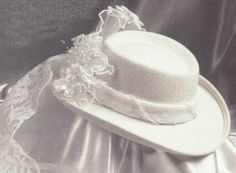 Wedding Cowgirl Hats | wedding gowns wedding dresses for flower girls and bridesmaids dresses Vintage Wedding Hats, Wedding Top Hat, After Wedding Dress, Cowgirl Wedding, Camo Wedding, Perfect Wedding Dress, Vintage Hats, Disney Wedding Dresses, Country Wedding Dresses