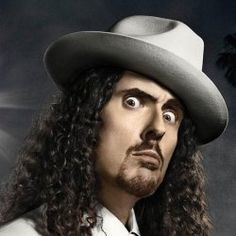 Weird Al Yankovic in Albany Palace Theatre July 11 2015>>>oh my gosh I just saw this in Albany and it was so awesome I was crying and fangirling and hyperventilating all the way home