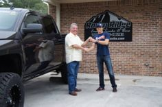 NASCAR Nationwide Series driver Chase Elliott drives a Rocky Ridge Custom Truck.  Find your Rocky Ridge Custom Truck here http://www.conversionsforsale.com/17-lifted-trucks/upfitter_manufacture-Rocky+Ridge+Trucks/listings.html