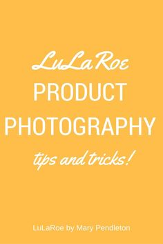 High qualityinventory picturesare one of the most essential pieces of your business. They set the tone for your customers and let them know that you treat this business seriously! Having clean and professional looking photographs is key to a successful LuLaRoe experience. Luckily it's easy to take excellent pictures with an smart phoneand a few Read more about How to photograph clothing for LuLaRoe Sales…
