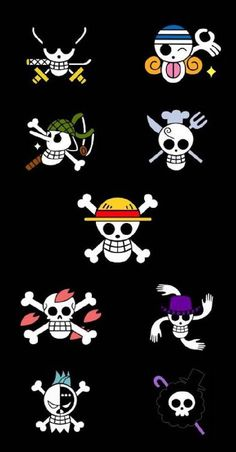 One piece icons wallpaper by Girgilero - 61 - Free on ZEDGE™ One Piece Logo, One Piece Crew, Zoro One Piece, One Piece Comic, One Piece World, One Piece Fanart, One Piece Wallpaper Iphone, Anime Wallpaper Phone, Cool Anime Wallpapers