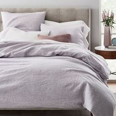 King 3pc Flax Linen Duvet Set … curated on LTK Best Duvet Covers, Full Duvet Cover, Quilt Cover, Best Bedding Sets, Luxury Bedding Sets, Linen Duvet, Duvet Bedding, Bedding Decor, Linen Sheets