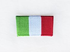 1x Italian flag patch   Italy europe world Roma Firenze