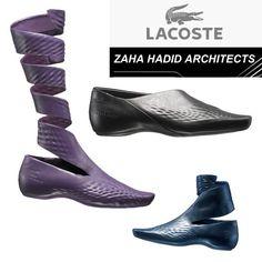 Zaha Hadid - Shoes