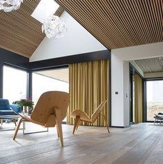 Hakwood flooring - European oak - HV237 - Bespoke - Rustic - Private Residence Denmark