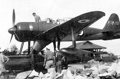 WTF? > Vintage Wings of Canada Ww2 Aircraft, Fighter Aircraft, Military Aircraft, Fighter Jets, Mini Jet Engine, Float Plane, Sea Plane, Imperial Japanese Navy, Flying Boat