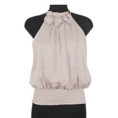 bluza bej Tops, Women, Fashion, Moda, Women's, Fashion Styles, Woman, Fasion