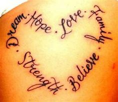 getting this only with my kids names <3