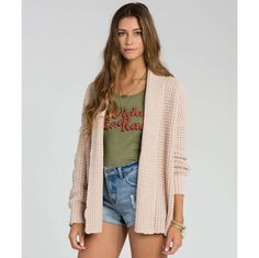 Billabong Womens Zahara Cardi Cardigan | Billabong US