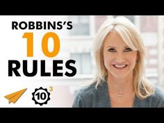"""It's Time To Change NOW!"" - Mel Robbins (@melrobbins) Top 10 Rules - YouTube"