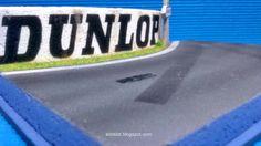 Diorama Le Mans Mulsanne Corner #slot #diorama #132scale #base  #scalextric #ninco #carrera #slotit #diecast #hotwheels #resin #forsale #miniature #art #airbrush #modelism #hobby #modelismo #rally #artisan #lemans #corner #curva #mulsanne #clasic #kit #diy #wec #wrc #lemans24h Le Mans, S Mo, Slot Cars, Airbrush, Carrera, Chevrolet Logo, Rally, Diecast, Layouts