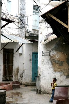 Where: Stone Town, Zanzibar, Tanzania. Why: Get lost in the labyrinth of alleyways and explore antique shops, admire the architecture, photograph the wooden doorways.