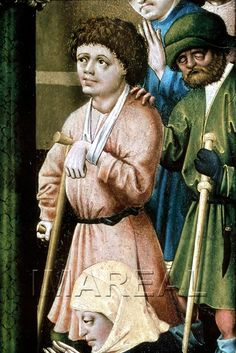 The miracles of St. Leonard from the church of St. Leonhard bei Tamsweg in Salzburg, c. 1452-1461