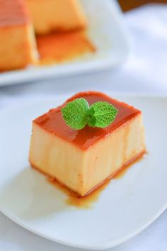 Leche Flan with Cream Cheese is a popular Filipino dessert. This version uses cream cheese. The decadent custard topped with the smooth caramel.