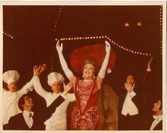 Ethel Merman In Jerry Herman's Hello, Dolly 1970