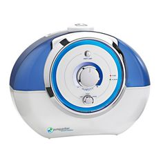 Warm or Cool Mist Ultrasonic Humidifier by Pure Guardian. I want this. The one I have is so hard to clean.