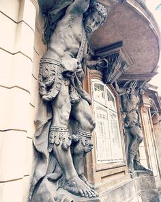 Hotel's sculpture in Prague #prague #czech #czechrepublic #hotel #hotels #sculpture #men #man #slave #slaves #window #windows #street #streets #walk #walkonstreet #body #menbody #manbody #manbodyfit #building #buildings #strenth #architecture #architectures #architecturephotography #architecturelovers #architectureloverspics