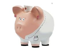 Catalogo Little Kitty, My Little Pony, Paper Mache, Piggy Bank, Pigs, Decoupage, Projects To Try, Crafts, Animals