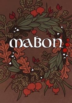 Happy Mabon/Autumn Equinox - It Was A Work of Craft Mabon, Samhain, Wiccan Witch, Magick, Witchcraft, Beltane, Marah Woolf, Nature Witch, Comic Anime