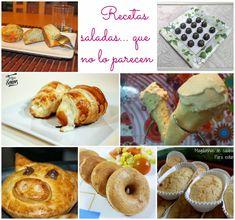 Para estar por casa: Excursión por la red V: Recetas saladas que no lo parecen... #recetas #recetassaladas