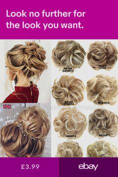 Hair Extensions Health & Beauty #ebay Real Human Hair Extensions, Braid In Hair Extensions, Remy Human Hair, Mega Hair Tic Tac, Layered Curls, Clip In Hair Pieces, Hair Extension Care, Messy Curly Bun, Banana For Hair