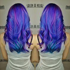 #pravanavivds #showmeyourvivids #unicornhair #mermaidhair #galaxyhair #pastelhair #hairart #braids #hairinspiration #hairstyles #hotonbeauty #paintedhair #haircolor #whocuts #thecutlife #modernsalon #behindthechair #herchairhishair #hotd #stocktonca #209 #stocktonhair #hairstylist #scissorsalute #pastelocks  #imallaboutdahair