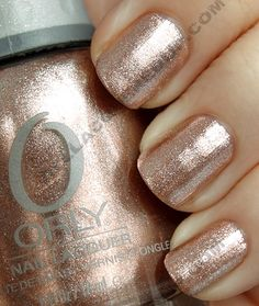 rose gold..Holidays @Pascale Lemay Lemay De Groof I like this color...
