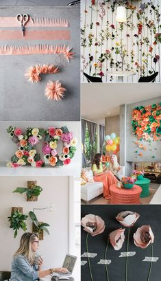 6 DIY's to bring Spring flowers inside