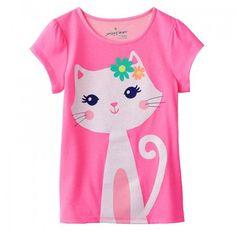 Jumping+Beans+Kitten+Tshirt+Toddler+Girl+T+Shirt+|+Shirts,+Tops+and+Clothing