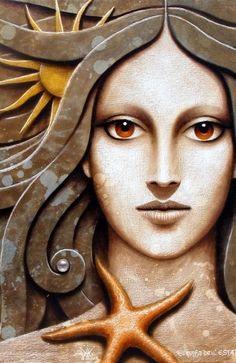 Matteo Arfanotti ~ Goddess of The Sea