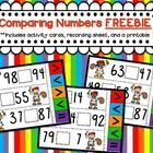 FREEBIE - This product will provide your students an opportunity to practice comparing numbers. The activities are aligned with the and grade Common Core Math Resources, Math Activities, Preschool Math, Fractions, Math Coach, Comparing Numbers, Second Grade Math, Grade 2, Math School