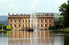 The Chatsworth House is set in the heart of the Peak District in Derbyshire. There is always something new to see and do in the house, garden and farmyard.