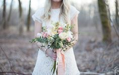 Floral Inspiration by Olivia Ashton & Seventh Stem Floral Design