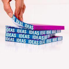Knock Knock Ideas Edge Notebooks