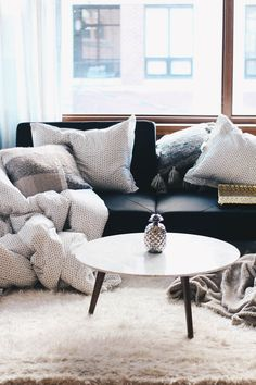 Treat overnight guests to some quality z's with #MyHomeSense bedding. New year's resolution to get more sleep? Check out blogger Alexa Suter shares her 6 tips for getting a better sleep.