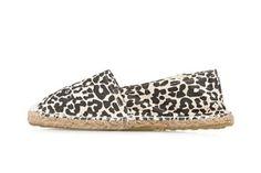 Espadrilles léopard OAS (du 36 au 41), 23,95€ - 39,95€ (-40) sur Nelly