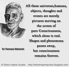 Ramana Quotes on your pocket: https://itunes.apple.com/au/app/iramana-quotes/id455693939?mt=8&at=11lHIX&at=%26at%3D11lHIX #quotes #advaita