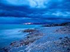 Namsto Lake, Tibet by BlueDiamond