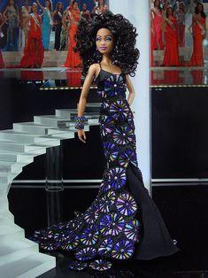 Miss Cape Verde 2013/14 by Ninimomo Dolls
