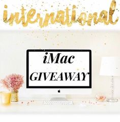 INTERNATIONAL GIFT  Ive collaborated with my favourite international bloggers to gift one lucky follower an iMac  !Steps  to participate below : 1FOLLOW ME 2LIKE this picture  3Go to   @mimosasmanhattan and repeat the steps ( We check so dont miss following a single account and like all the posts on all accounts ) 4Repeat steps 1-3 on all accounts until you reach the starting account again and LEAVE A COMMENT  under this post after you have completed  and LIKE our last 3 pics . Bonus Entry…